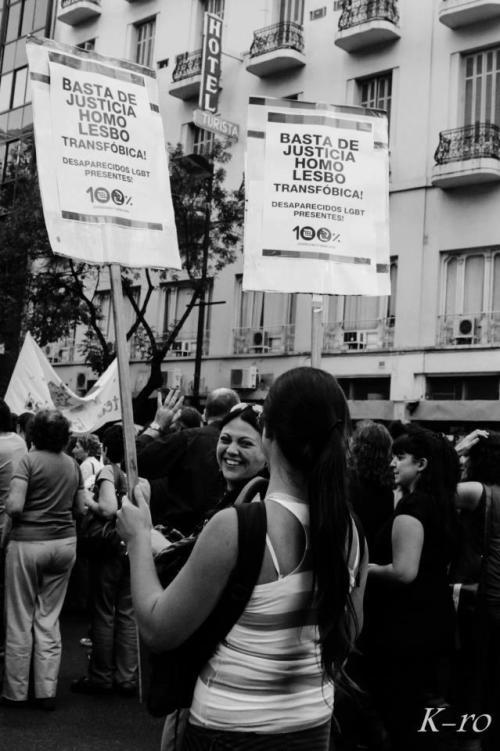 pancartas 24 de marzo 2013