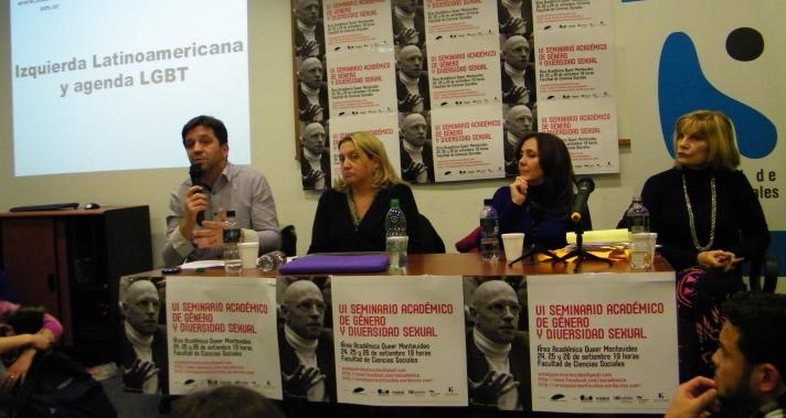 Panel con Mariela Castro 1