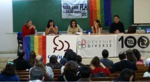Debate sobre la reforma del Código Civil en la Universidad Nacional de Córdoba.