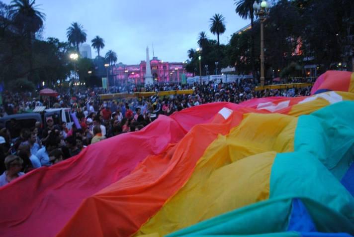 marcha del orgullo 2013