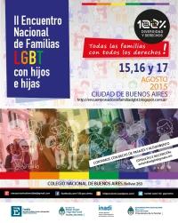II Encuentro Familias LGBT