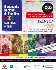 II Encuentro LGBT-CUADRADO BRANDON