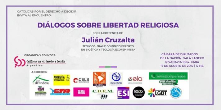 Flyer TW Diálogos