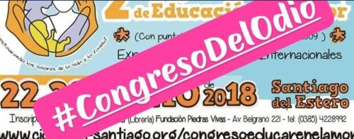 Congreso del Odio Santiago del Estero