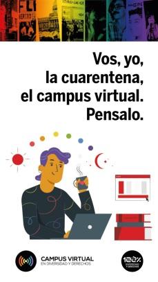 campus virtual y cuarentena
